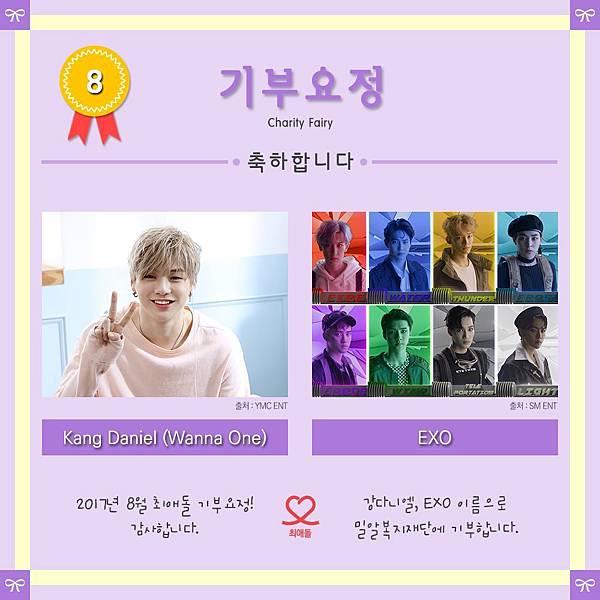8月最愛偶像捐款妖精姜丹尼爾.JPG