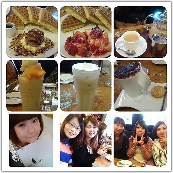 0105 J-FANS聚餐-2 下午茶路燈咖啡師大店.jpg
