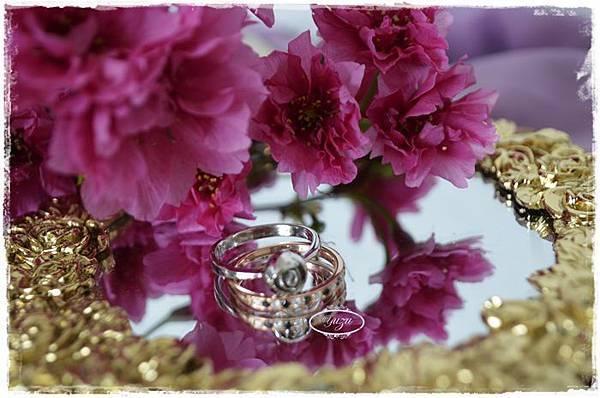 戒指-小王子的玫瑰花