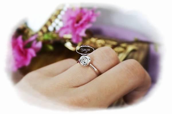 試戴戒指-小王子的玫瑰花