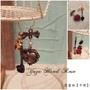 愛麗絲耳環設計