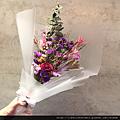 台北乾燥花店-喜歡生活乾燥花店,情人節乾燥花束推薦