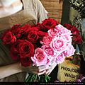 玫瑰花乾燥教學