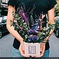 台北乾燥花店,台北激推的乾燥花店台北人不能錯過-喜歡生活乾燥花店,乾燥花花盆推薦3