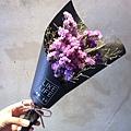 台北乾燥花店-喜歡生活乾燥花店,星辰花乾燥花束