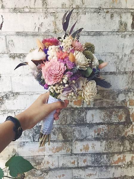 新娘捧花,喜歡生活新娘捧花