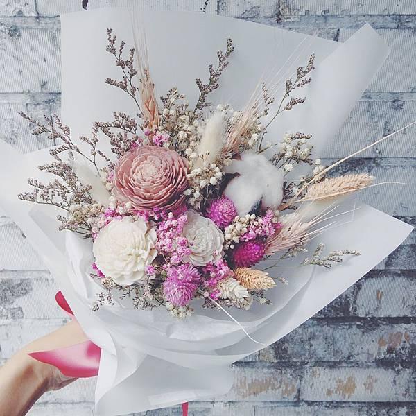 乾燥花束教學,乾燥花束推薦,想買乾燥花的可以看看喔