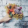 台北新娘捧花,台北新娘捧花推薦,客製化新娘捧花