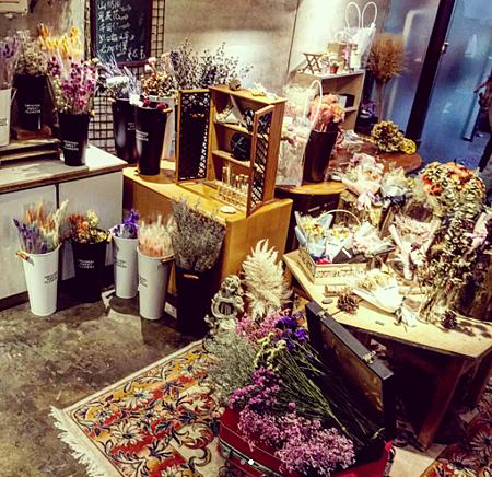 喜歡生活乾燥花店-台北乾燥花店