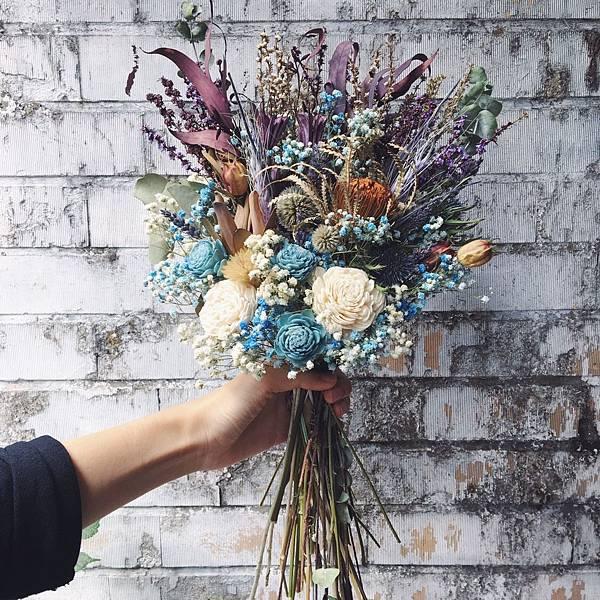 捧花,台北捧花推薦圖片正面捧花,捧花照片分享