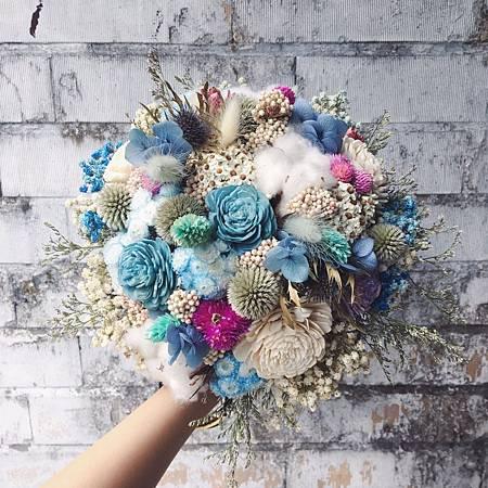 歐式捧花台北,新娘捧花台北推薦圖片紅色捧花,歐式捧花,分享