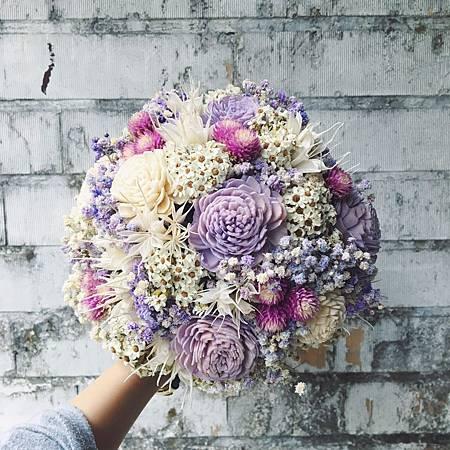 歐式捧花台北,新娘捧花台北推薦圖片紅色捧花,歐式捧花,淺色系