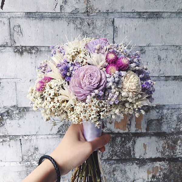 歐式捧花台北,新娘捧花台北推薦圖片紅色捧花,歐式捧花,淺色系分享照片