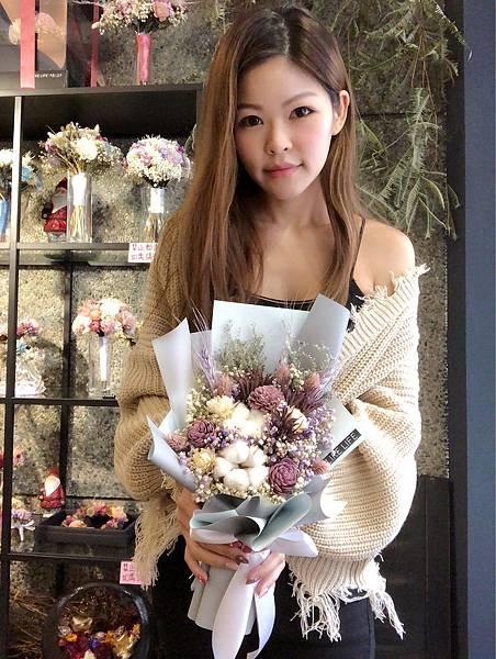 永生花花束,台北永生花花束,台北花店推薦