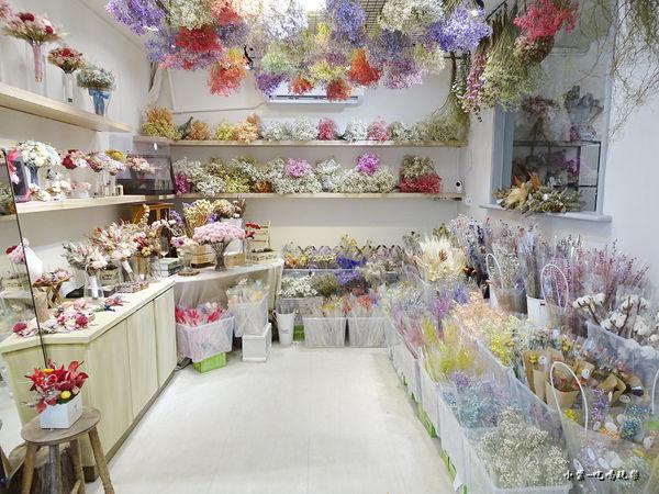 台北乾燥花店門市,台北喜歡生活乾燥花店實體門市