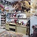 乾燥花材料那裡買,台北喜歡生活乾燥花店店內照片.JPG