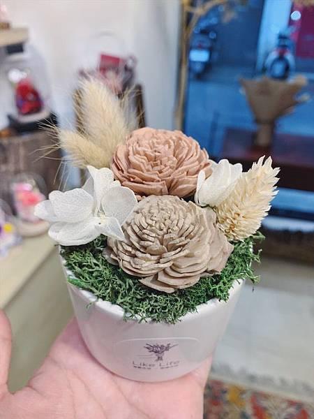 母親節乾燥花束推薦,台北乾燥花花材推薦.JPG