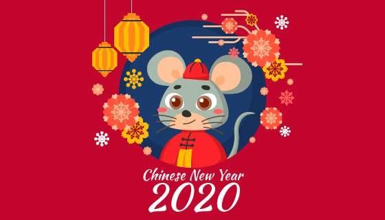 鼠年祝賀詞推薦,2020鼠年吉祥話語賀詞.jpeg