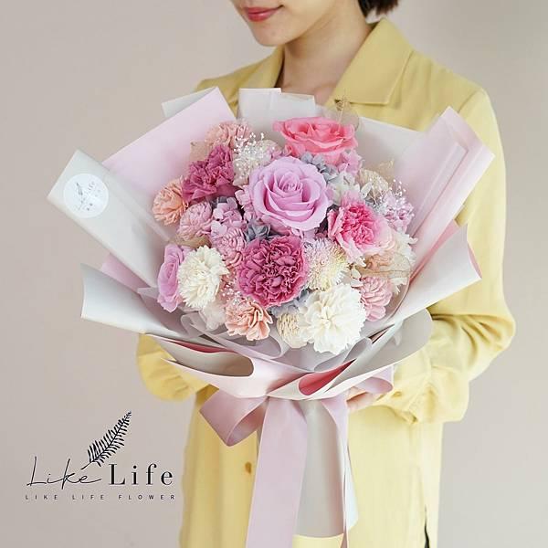 母親節康乃馨花束粉色康乃馨花束.jpg
