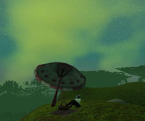 傘下的孤獨