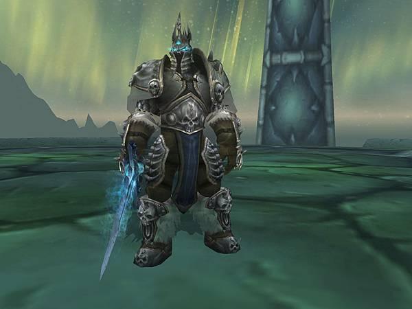 矮短肥的巫妖王