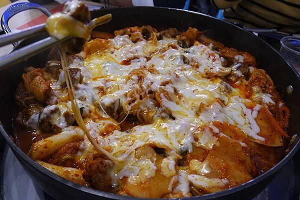 春川炒雞排鍋