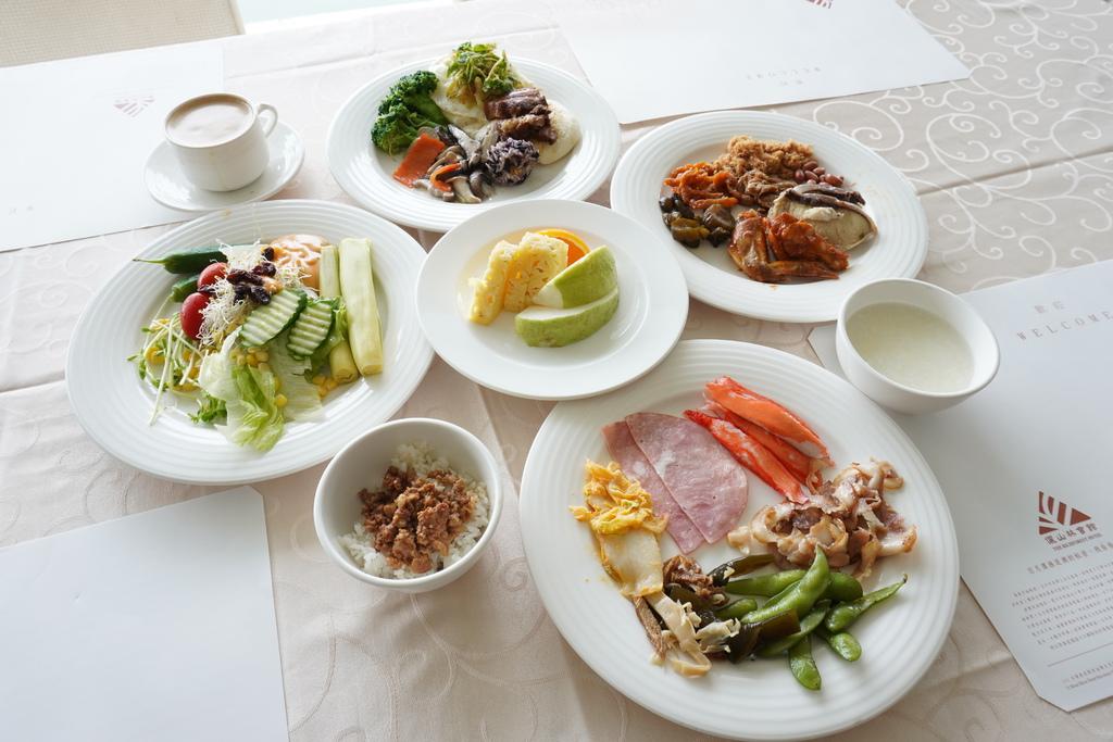 力麗哲園早餐餐點.JPG