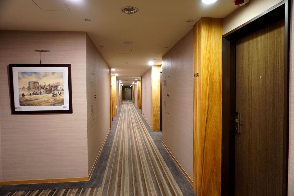 力麗哲園房間走廊.JPG