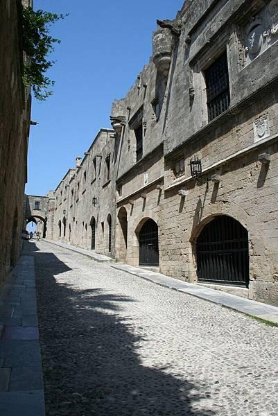 Rodos - 舊城區