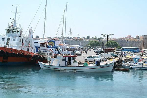 Rodos - 港口