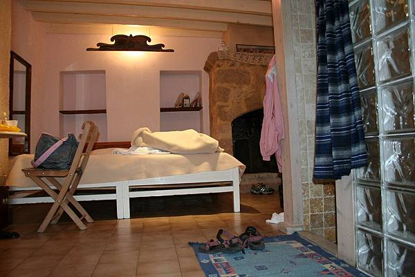 Rodos - 住的旅館