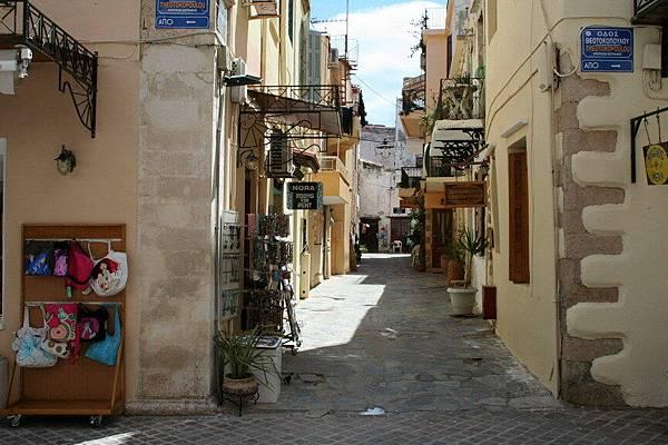 Chania 舊城