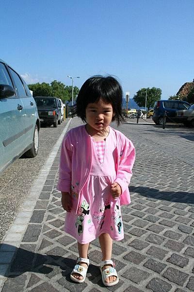 Irini 在Chania港口