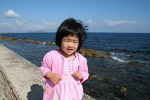 Irini 在Chania的海邊