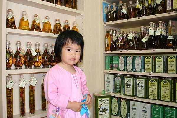Irini 在希臘阿姨的店