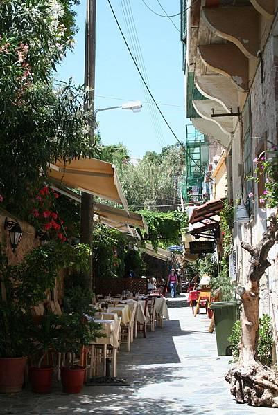 Chania 街景