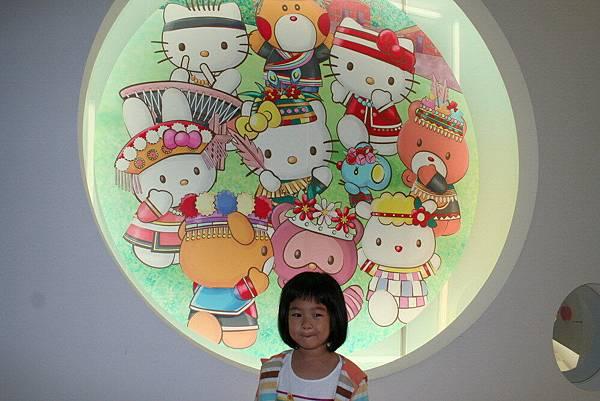 中正機場第二航站Hello Kitty 專區