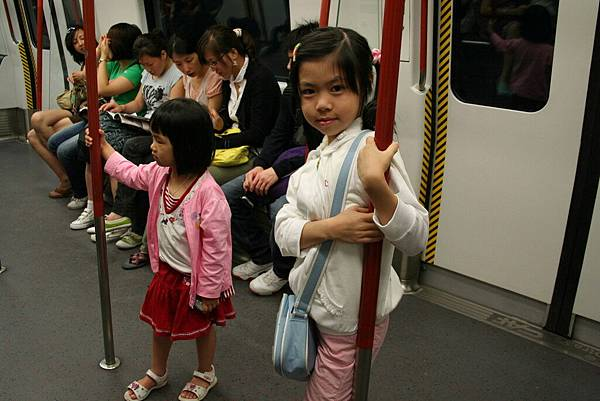 Disneyland 捷運列車