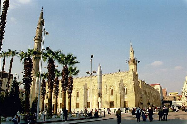 胡賽恩清真寺