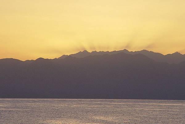 Dahab - 紅海夕陽