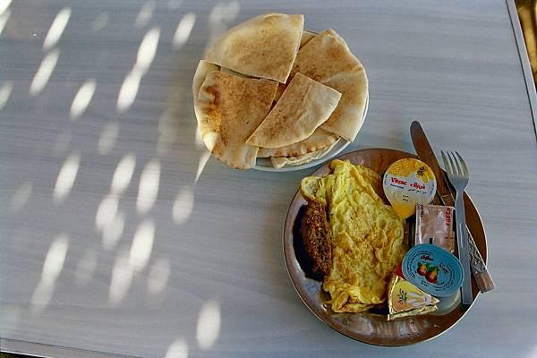 Dahab - 早餐