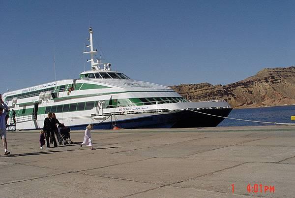Hurghada - Sharm al-sheikh 快船