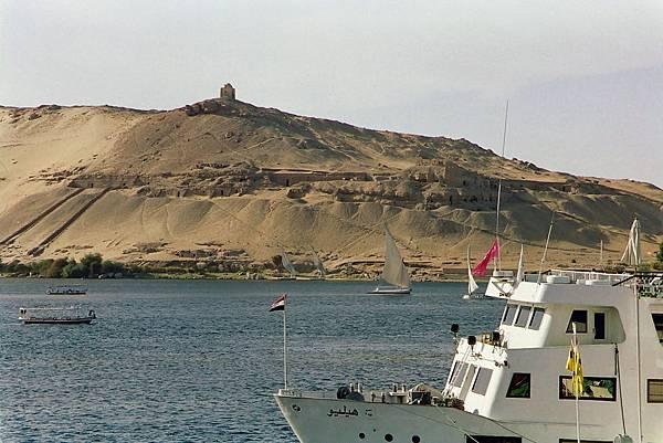 Aswan - 尼羅河