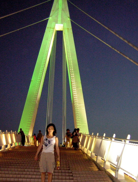 ..(我變好小唷)...這叫什麼橋?