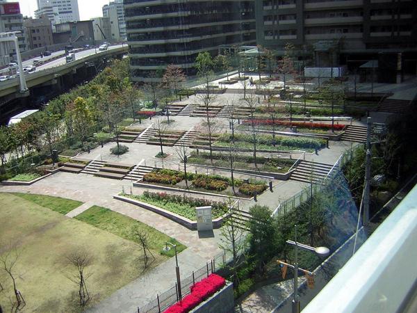 園藝造景幾乎是全國運動