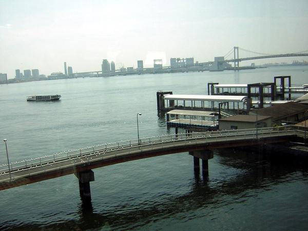我差點忘了東京也有海..