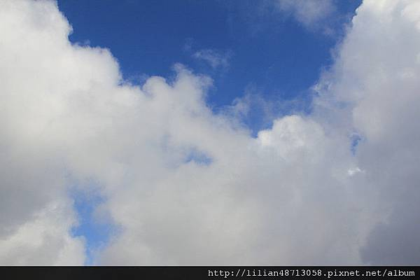 多美的藍天