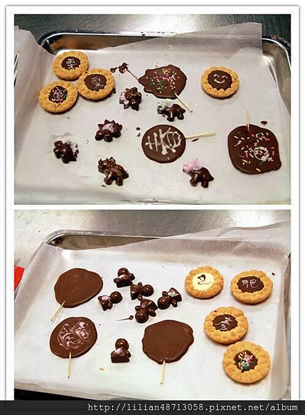 巧克力 DIY