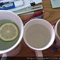 睽違已久的檸檬水