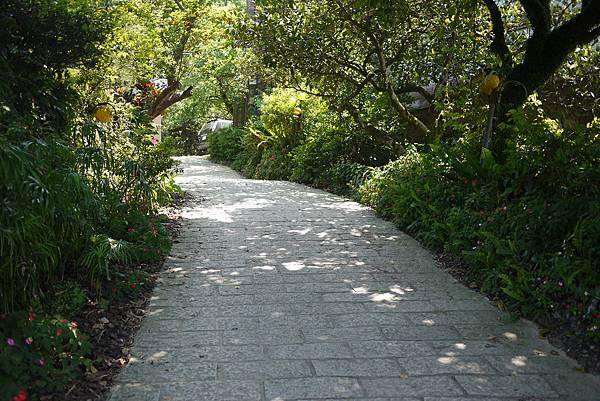 樟湖步道入口
